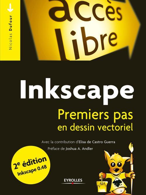 Dessin vectoriel avec Inkscape ; premiers pas en dessin vectoriel (2e édition)