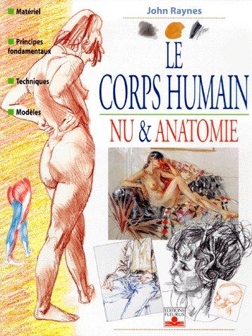 Corps humain, nu et anatomie