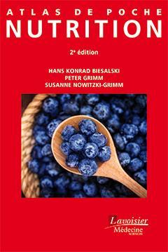 ATLAS DE POCHE ; nutrition (2e édition)