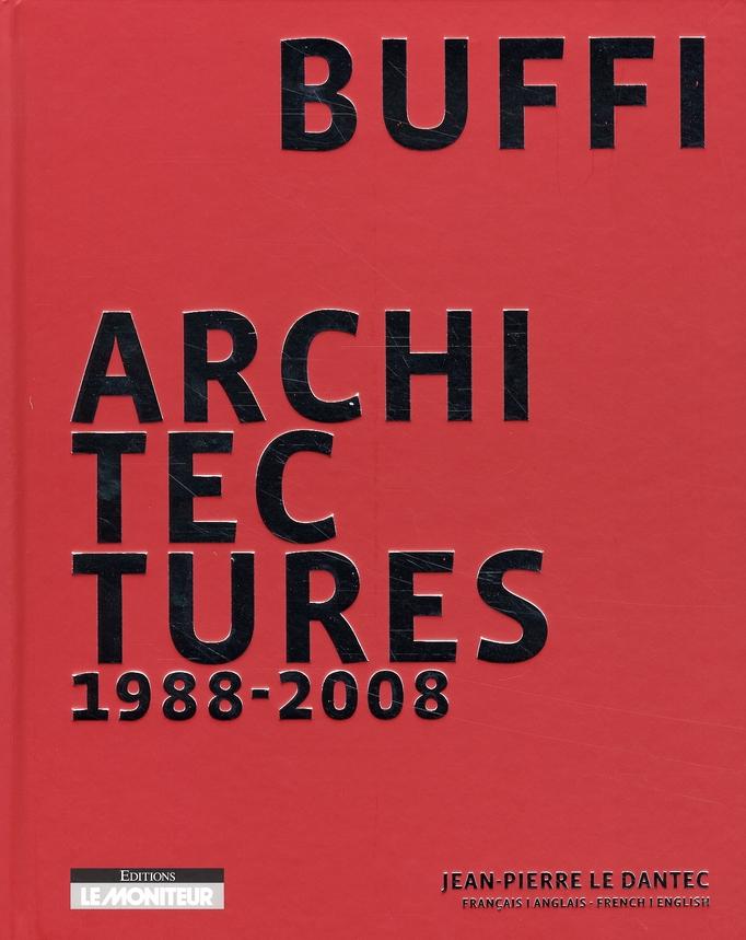 Jean-Pierre Buffi, réalisations et projets, 1990-2007