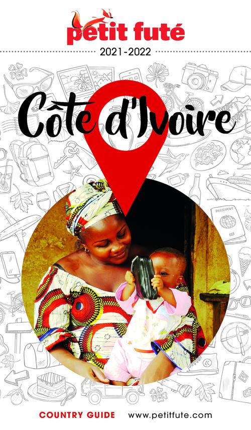 Vente EBooks : CÔTE D'IVOIRE 2021/2022 Petit Futé  - Dominique Auzias  - Jean-Paul Labourdette