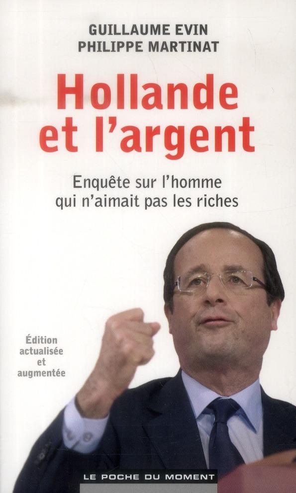 Hollande et l'argent