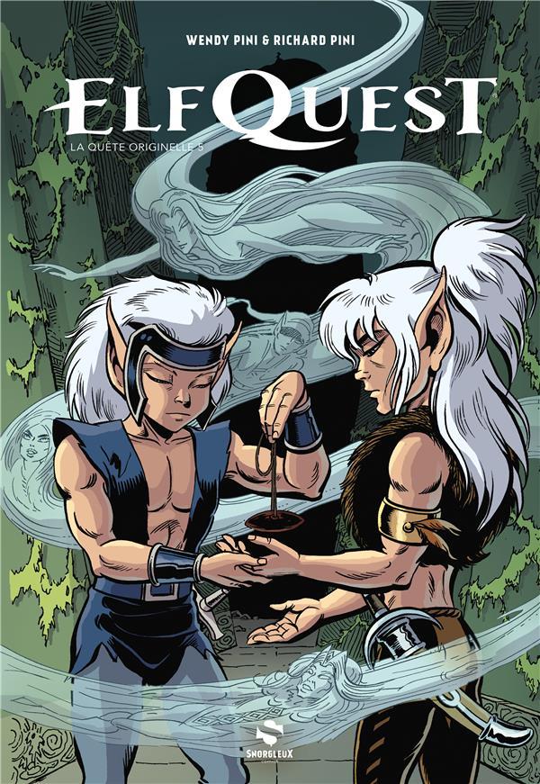Elfquest - le pays des elfes ; INTEGRALE VOL.5 ; T.17 A T.20 ; la quête originelle