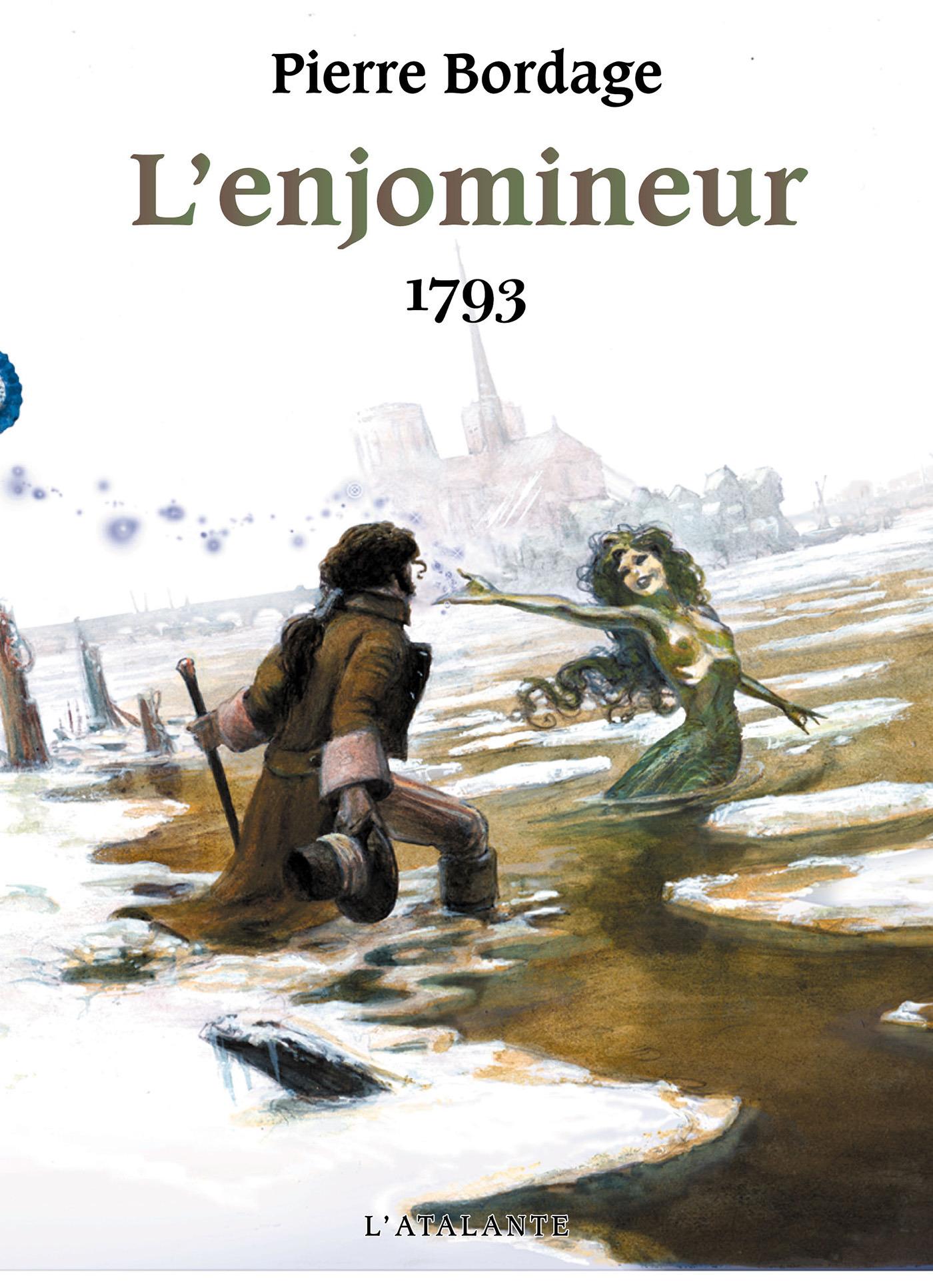 L'Enjomineur T.2 ; 1793