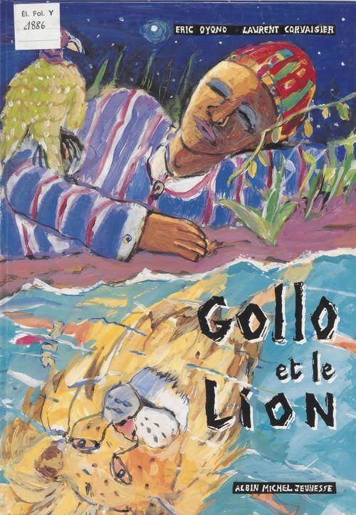 gollo et le lion