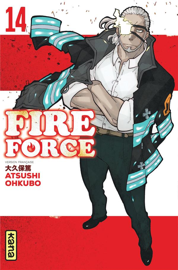 Fire Force T.14