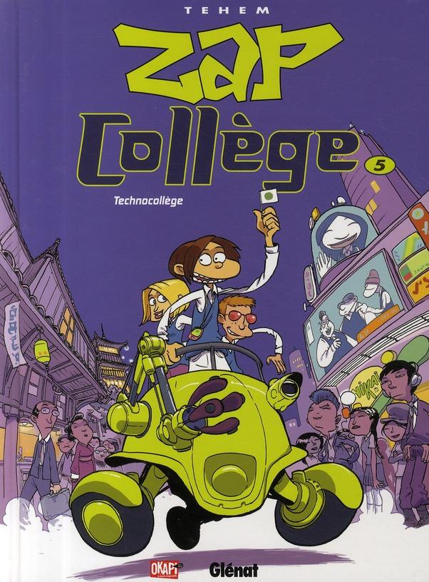 Zap College T.5
