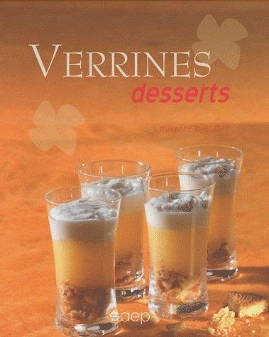 Verrines desserts