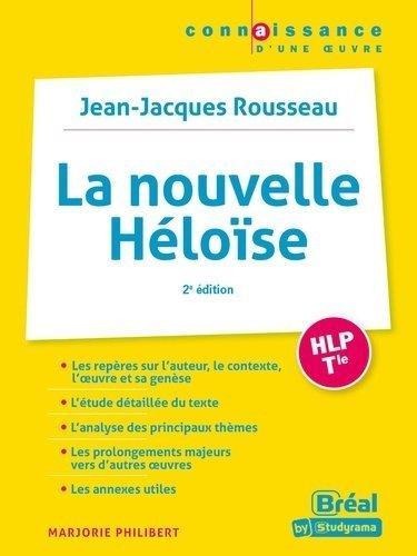 La nouvelle Héloïse Rousseau (2e édition)