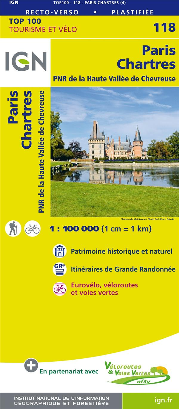 TOP100118 ; Paris Chartres (édition 2018)