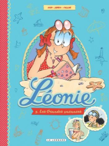Léonie t.3 ; les grandes vacances