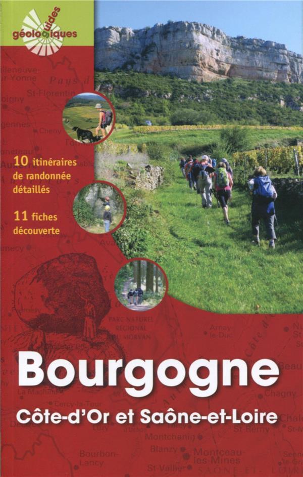 Bourgogne ; Côte-d'Or et Saône-et-Loire