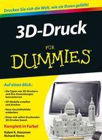 Vente Livre Numérique : 3D-Druck für Dummies  - Richard HORNE - Kalani Kirk HAUSMAN