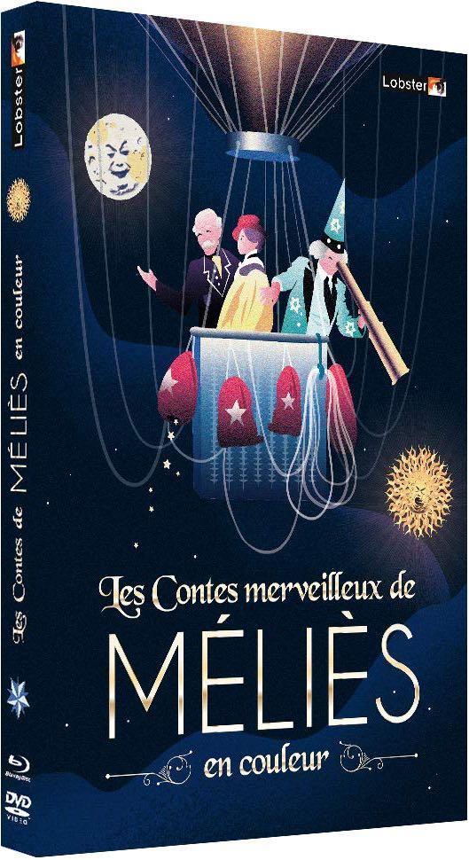 Les Contes merveilleux de Méliès en couleur