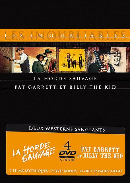 La Horde sauvage + Pat Garrett et Billy The Kid