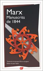 Vente EBooks : Manuscrits de 1844  - Karl Marx