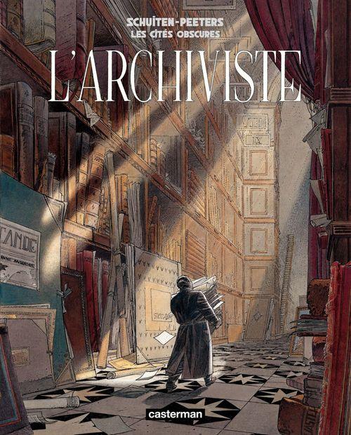 Les cités obscures ; hors-série t.2 ; l'archiviste