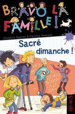 Vente Livre Numérique : Sacré dimanche !  - Christine Sagnier - Émilie Beaumont