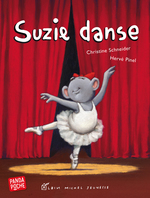 Vente EBooks : Suzie danse  - Christine Schneider - Hervé Pinel