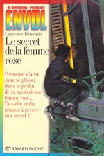 Couverture de Secret de la femme en  rose n514