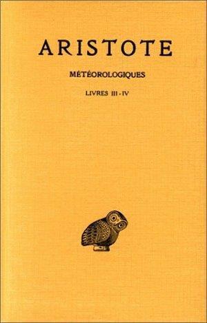 METEOROLOGIQUES T.2  -  LIVRES 3 ET 4