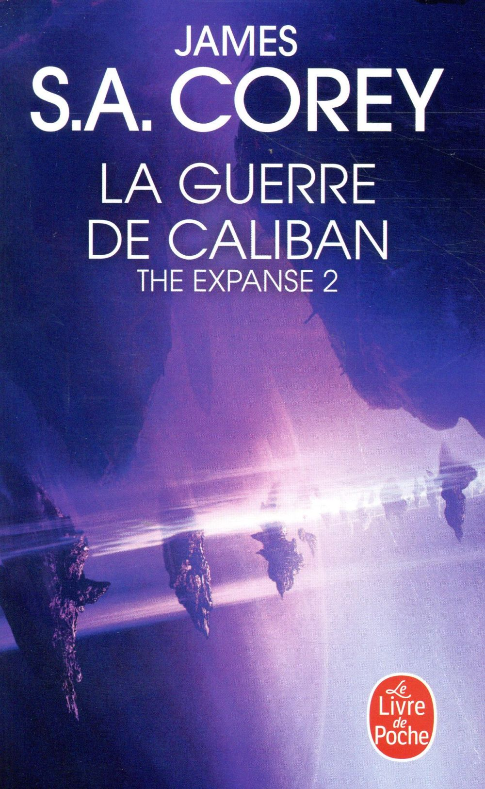 THE EXPANSE T.2  -  LA GUERRE DE CALIBAN