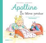 Vente EBooks : Apolline ; la tétine perdue  - Didier Dufresne - Sophie Cazenave Chevalier
