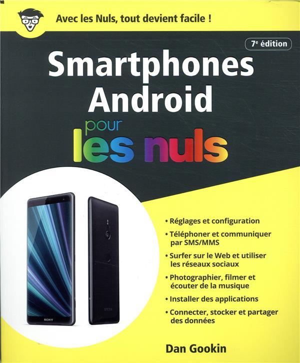 Les smartphones Android pour les nuls (7e édition)