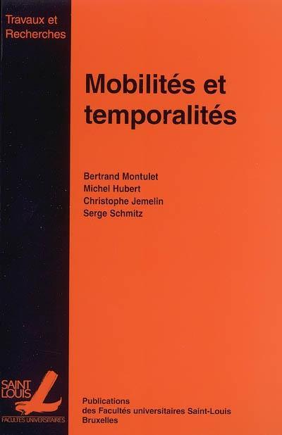 Mobilites et temporalites