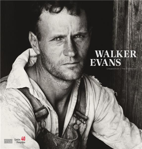 Walker evans ; album exposition