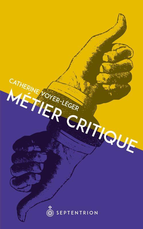 Metier critique