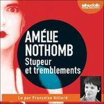Vente AudioBook : Stupeur et tremblements  - Amélie Nothomb