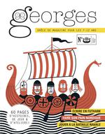 Couverture de Magazine Georges N 39 - Vikings