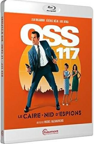 OSS 117 - Le Caire, nid d'espions