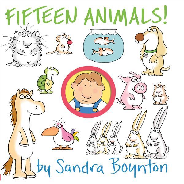 Fifteen animals !