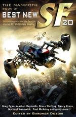 Vente EBooks : The Mammoth Book of Best New SF 20  - Gardner Dozois