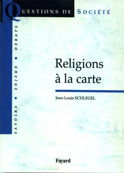 Religions a la carte