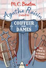 Vente Livre Numérique : Agatha Raisin enquête 8 - Coiffeur pour dames  - M. C. Beaton