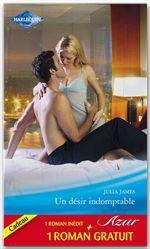 Vente EBooks : Un désir indomptable - Troublant face-à-face  - Julia James - Nicola Marsh