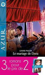 Vente EBooks : Pack 3 pour 2 Azur - Juillet 2021  - Michelle Douglas - Kimberly Lang - Louise Fuller