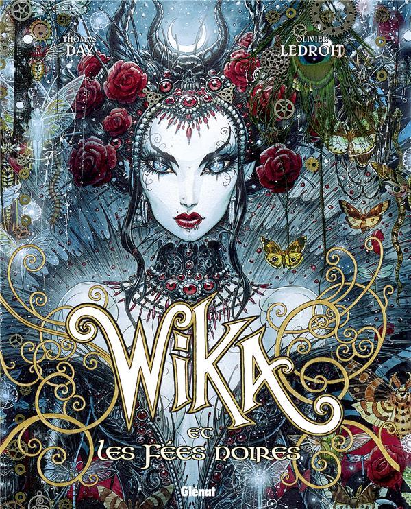 Wika T.2 ; Wika et les fées noires