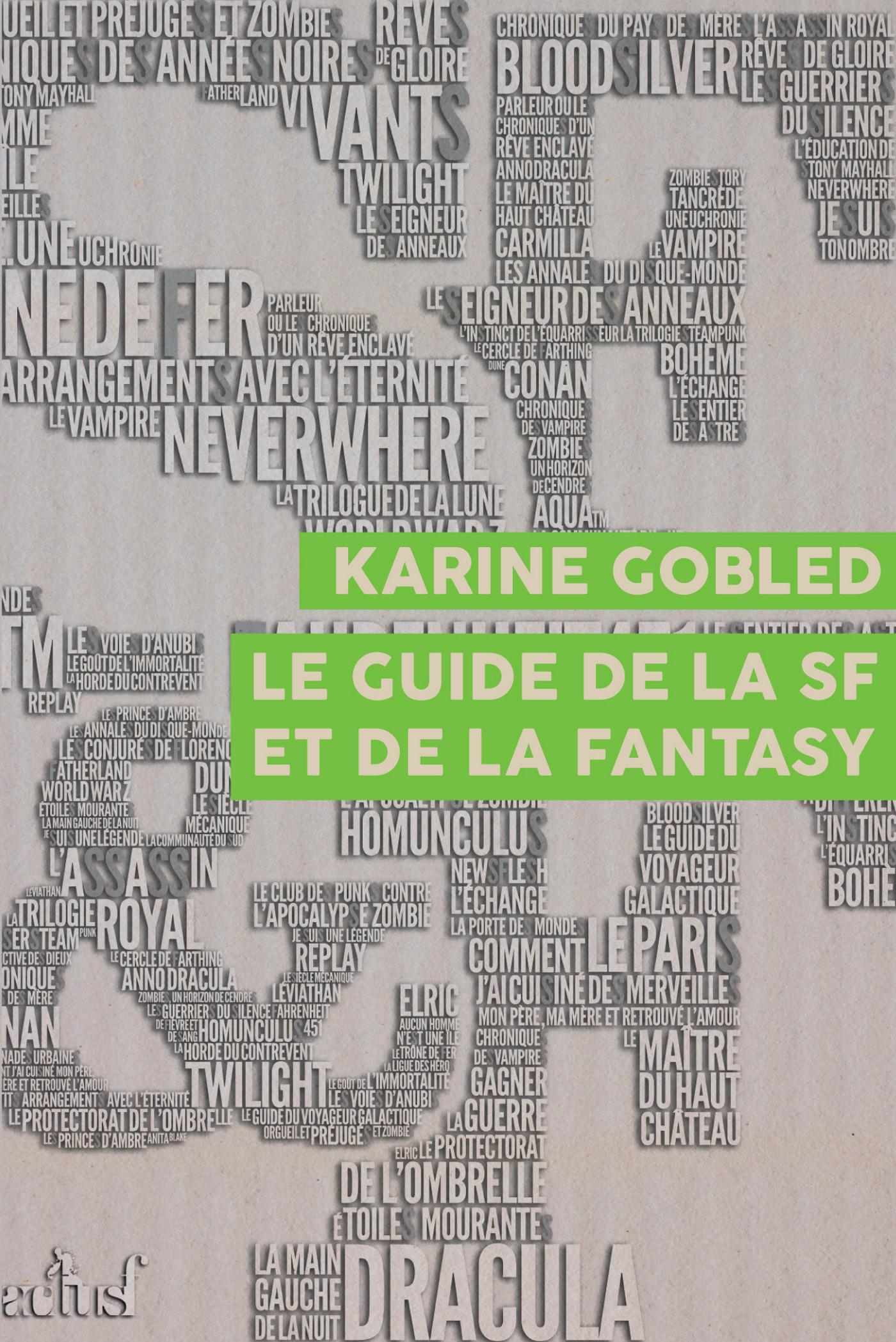 le guide de la science-fiction et de la fantasy