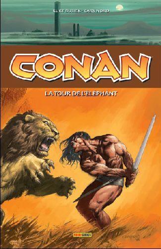 Conan T.1 ; la tour de l'éléphant