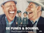 Vente Livre Numérique : De Funès et Bourvil ; deux corniaux en vadrouille !  - Philippe Chanoinat - Chanoinat - Da Costa