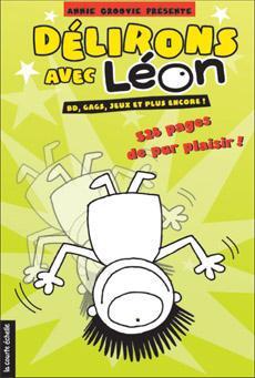 Coffret délirons avec Léon