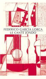 Couverture de Cante Jondo