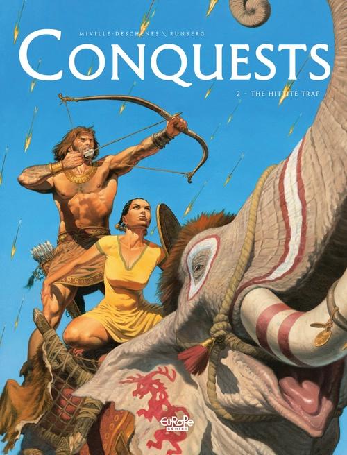 Conquests - Volume 2 - The Hittite Trap