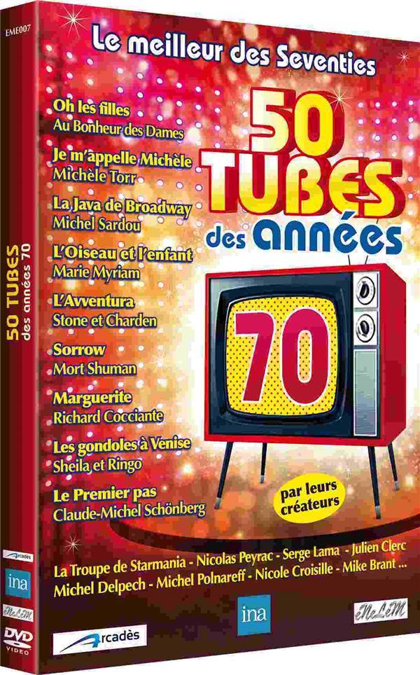 50 tubes des années 70