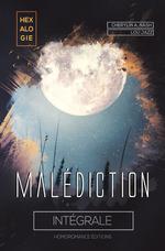 Vente Livre Numérique : Malédiction, l'héxalogie intégrale  - Lou Jazz - Cherylin A.Nash