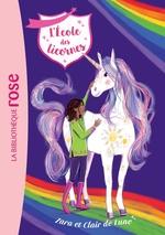 Vente EBooks : L'ecole des licornes - t15 - l'ecole des licornes 15 - zara et clair de lune  - Nosy Crow